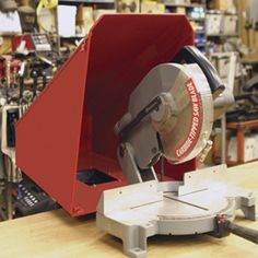Why the odd size port on Mitre Saws? Any help on MS dust collection? - by newbiewoodworker @ LumberJocks.com ~ woodworking community