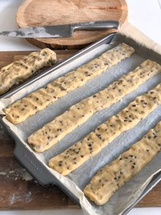 Biscotti Biscuits, Biscotti Cookies, Italian Desserts, Italian Recipes, Best Apple Pie, Daily Meals, Food Videos, Food Porn, Food And Drink