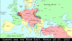 WWI Centennial: Fall of Przemyśl