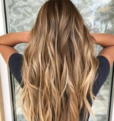 38 Best Balayage Hair Color Ideas for 2019 - Style My Hairs Brown Hair Balayage, Brown Blonde Hair, Light Brown Hair, Hair Color Balayage, Hair Highlights, Blonde Hair Lowlights, Bayalage Brunette, Black Hair, Blonde Streaks
