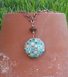 aHA..not a HELEN bracelet! Klimt cane