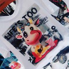 """I ❤ t-shirts! #lancaperfume #lplovers #lpsummer16 #frayzzonmodas #frayzzon #lookfrayzzon"""
