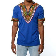 Africa Clothing Traditional African Dashiki Maxi Man's T-shirt Summer Man Clothes Man Tribal Poncho Mexican Ethnic Boho Tops Casual Mode, Moda Casual, Festival Hippie, Tee Shirt Homme, Man Shirt, African Dashiki, Style Ethnique, African Men Fashion, Africa Fashion