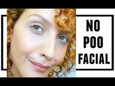 No Poo Facial Natural e Orgânico - Rotina de Cuidados com a Pele #NOITE | Karina Viega - YouTube