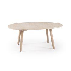 Ray+Sohvapöytä+40+cm,+Valkopigmentoitu+Tammi,+Department