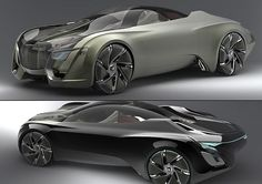 Bentley Jeckyll and Hyde concept fuses art and philosophy [W/Video] | Ecofriend