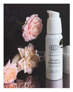MV Organic Skincare - Rose Soothing & Protective Moisturiser