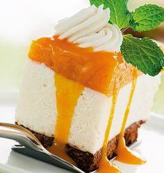 Mango Cake Wallpaper 5922 2560 x 1440 Mango Desserts, Hawaiian Desserts, Köstliche Desserts, Cake Wallpaper, Dessert Original, Mango Cake, Best Bakery, Sweet Treats, Cheesecake