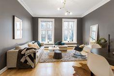 (2) GAMLEBYEN - Moderne og fresh 2-roms med klassiske detaljer, god takhøyde og god standard. Mulighet for å bygge om til 3-roms. Mulighet for parkeringsleie. Må sees! | FINN.no