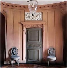 The elegant 18th-century interiors of Gunnebo Slott near Gothenburg, Sweden are an unknown treasure of neoclassicism.