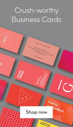 These are not your average business cards. Tell the story of you and your business with premium paper stocks, full-color, double-sided designs and unique options like gold foil, raised gloss and…More Press Visit link above for more options Business Cards Online, Custom Business Cards, Web Design, Graphic Design, Game Logo Design, Create Your Own Business, Making Extra Cash, Work From Home Tips, Sari
