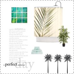 Bath by explorer-14342008228 on Polyvore featuring polyvore interior interiors interior design home home decor interior decorating Yves Delorme Nearly Natural