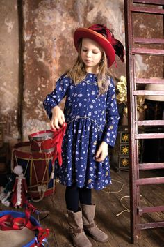 I Love Gorgeous AW15. Inspired by all things Russian, expect cosy faux fur, gorgeous prints inspired by traditional Russian folk art and lots of sparkle.