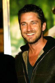 Great smile. Mr. Hottie!!
