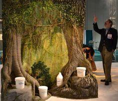 Peter Miller's Trees at USITT 2012