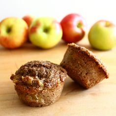 Apple Bran Muffins 1