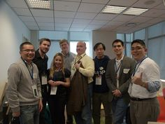 Movers and shakers at Yushan Ventures / Startup Labs Taiwan