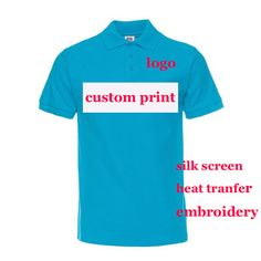 18846ae66 heat transfer printing ,digital print personalized logo DIY printing logo  Men's T-Shirt shirts