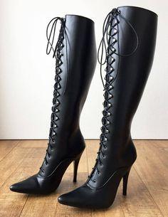 hot high heels in the wilderness Stilettos, Pumps, Stiletto Heels, Shoes Heels, Thigh High Boots, High Heel Boots, Knee Boots, Heeled Boots, Platform High Heels