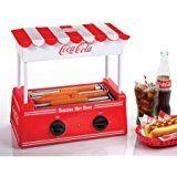 Nostalgia Electrics Coca-Cola Series Old Fashioned Hot Dog Roller, HDR565COKE by BLOSSOMZ Price: USD 49.99   UnitedStates