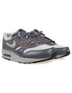 cab0691266d8b Buy Air Max 1 Essential Trainers - Wolf Grey Dark Grey by Nike from our  Footwear range - Greys -   fatbuddhastore