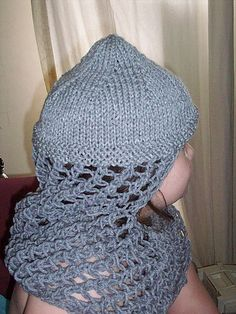 Ravelry: Chainmaille - the good kind! pattern by Heather Ling  lots of knit knights out there!
