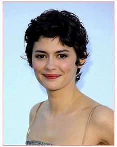 Image result for best short hairstyles for wavy hair Pixie Cut Round Face, Curly Pixie Cuts, Little Girl Hairstyles, Wavy Hair, Curly Hair Styles, Hair Cuts, Image, Hair Ideas, Fashion