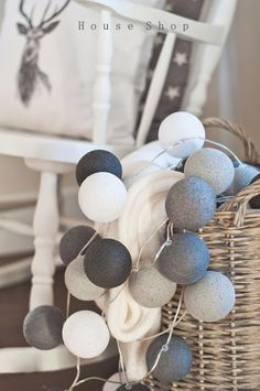 For another DIY home decor inspiring demo , jump to the pin-image plan 3091433860 this instant. Cotton Ball Lights, Deco Boheme, Christmas Deco, Cozy House, Home Living Room, Fairy Lights, Diy Home Decor, Kids Room, Sweet Home