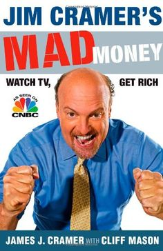 Title: Jim Cramer's Mad Money | Author/Guest: Jim Cramer | Episode 03002| #Books #ColbertReport