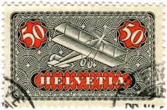 Vintage Swiss stamps – yes, please!