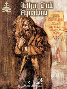 Jethro Tull: Aqualung for Guitar Tab. £16.95