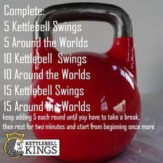 kettlebell, kettlebell workout, kettlebell exercise, kettlebell circuit, fitness, exercise, hiit