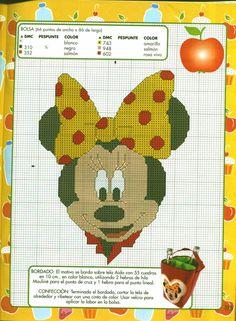 Gallery.ru / Фото #15 - punto de cruz Disney 8 - anfisa1