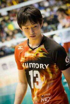 柳田将洋選手