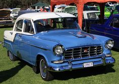 Holden's FC series was the first to be tested at the Lang Lang proving ground. Singer Cars, Holden Australia, Aussie Muscle Cars, Australian Cars, Old Pickup, City Car, Gmc Trucks, Car Ford, General Motors
