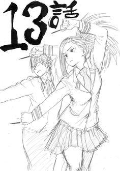 Boku no Hero Academia || Tenya and Momo