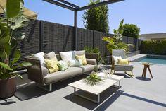 Molins Interiors // arquitectura interior - interiorismo - decoración - casa - exterior - jardinería - piscina - jardín - iluminación - mobiliario - garden - comedor - sofá