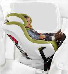 Love this company and all their car seats and boosters. Why more car seat companies don't make these small improvements is beyond me!