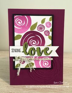 Scrapbooking Stuff: As You See It 139 - DT Card