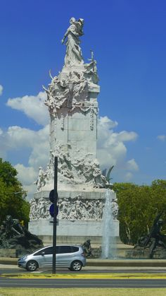 Monumento de los Espanoles, Buenos Aires. #Multicultural, Rich in History, Culture and Traditions; in keeping with my story http://www.amazon.com/With-Love-The-Argentina-Family/dp/1478205458