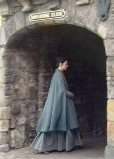 Caitriona Balfe Edinburgh Season 3