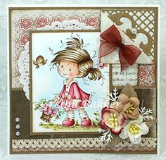 Wee Stamps by Sylvia Zet