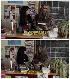 Portlandia, expertly parodying pretentious hipsters