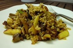 Ako pripraviť zeleninu a pšeničný bulgur