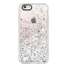Snow sparkle - iPhone 6s Case,iPhone 6 Case,iPhone 6s Plus Case,iPhone... (26.380 CLP) ❤ liked on Polyvore featuring accessories, tech accessories, phone, iphone cases, phone cases, cell phone, electronics, apple iphone case, clear iphone case and iphone cell phone cases