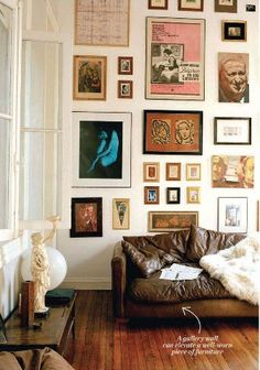 cool picture wall