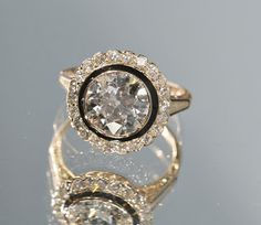 Vintage Cartier | literally the perfect ring for me. Too bad it's so expensive