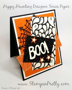 stampin up halloween card idea mary fish stampin pretty stamping up demonstrator blog