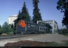 RailPictures.Net Photo: SP 3034 Southern Pacific Railroad FM H24-66 at Palo Alto, California by Drew Jacksich