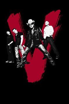 Concert Poster: U2 Impressão em tela esticada